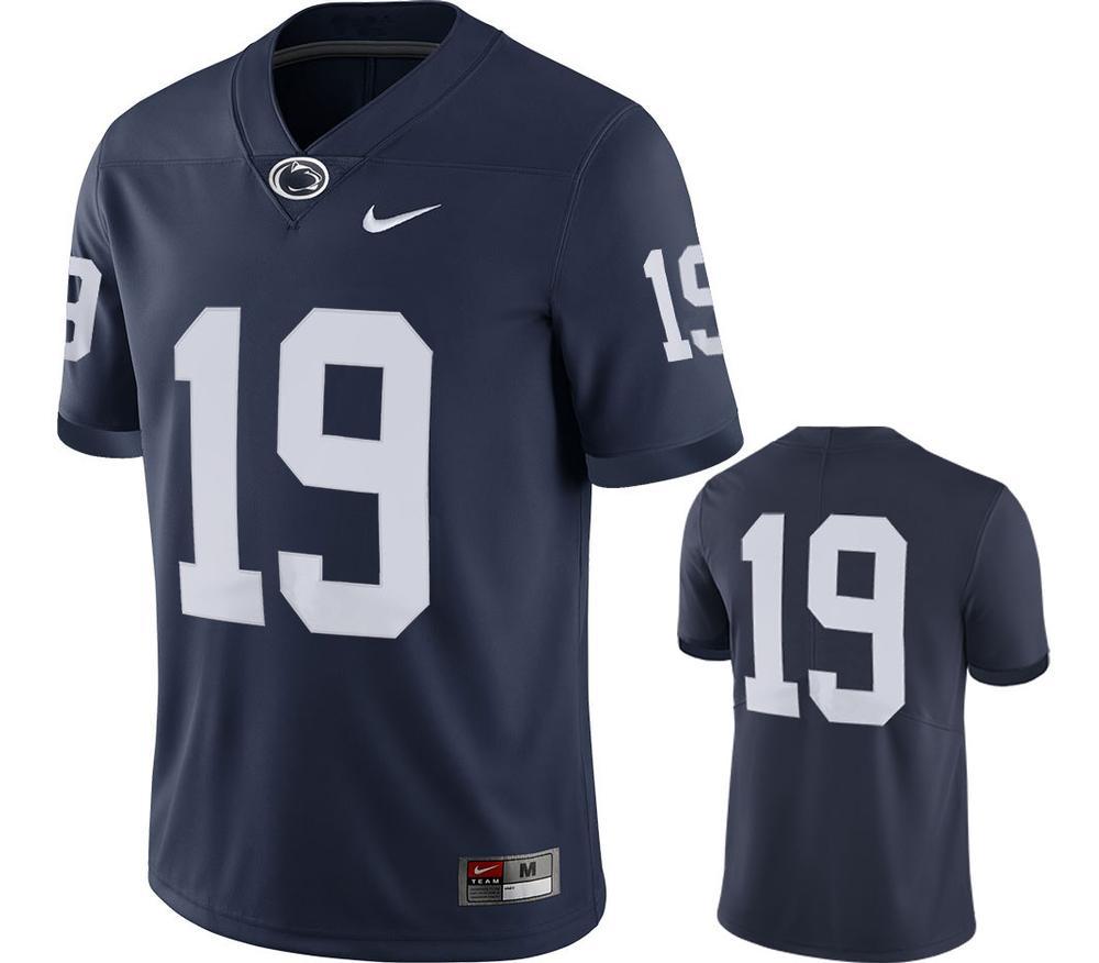Penn State Nike #19 Twill Football