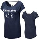 Penn State Women's Bold T-Shirt NAVY