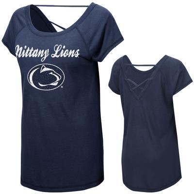 Colosseum - Penn State Women's Bold T-Shirt