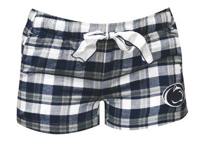 Concepts Sport - Penn State Women's Piedmont Flannel Shorts