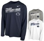 Penn State Nike Youth Sideline 2019 Long Sleeve