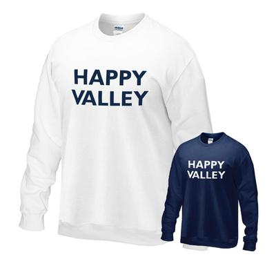 The Family Clothesline - Penn State Happy Valley Crew Sweatshirt