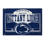 Penn State Estate Linen Flag