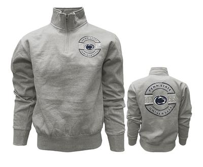 Blue 84 - Penn State Banana Quarter Zip