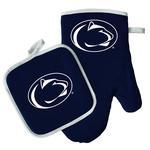 Penn State Oven Mitt and Pot Holder NAVY