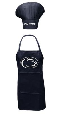 Pro Specialties Group  - Penn State Chef Hat and Apron