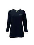 Penn State Women's Quilted Tunic NAVY