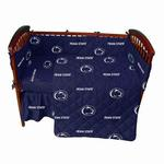 Penn State 5-Piece Crib Set