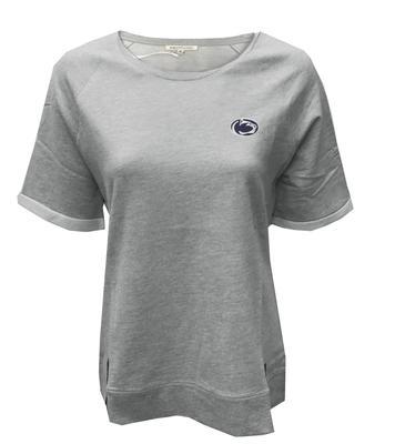 University Girls - Penn State Women's Roll-Up T-shirt
