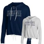 Penn State Women's Under Armour Waffle Hood