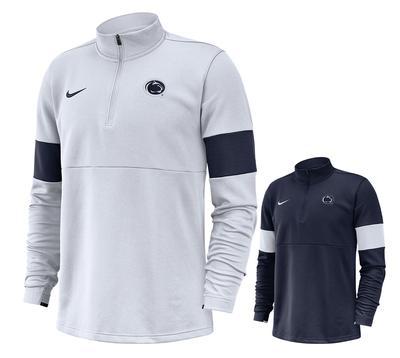 NIKE - Penn State Nike NK Therma Quarter Zip
