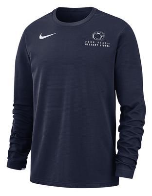 NIKE - Penn State Nike NK Dri-FIT Crew Sweatshirt