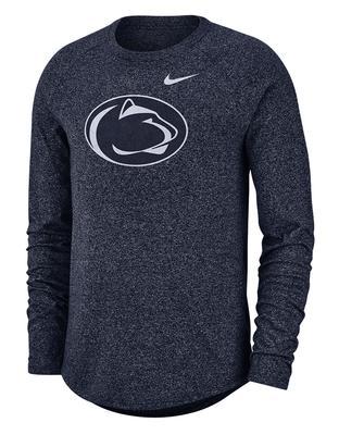 NIKE - Penn State Nike Marled Long Sleeve
