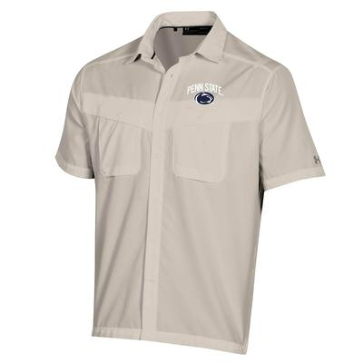 UNDER ARMOUR - Penn State Under Armour Tide Chaser Shirt