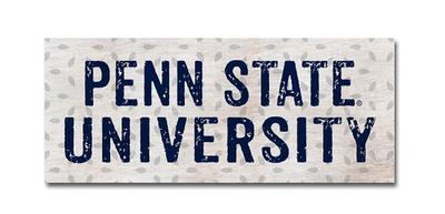 Legacy - Penn State Penelope Wooden Table Top Sign