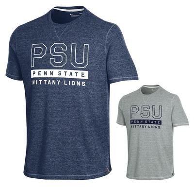 UNDER ARMOUR - Penn State Under Armour Waffle T-shirt