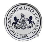 Penn State Seal Acrylic Magnet NAVYWHITE