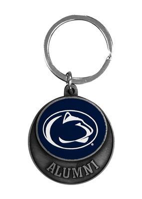 Neil Enterprises - Penn State Alumni Circle Keychain