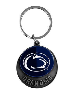 Neil Enterprises - Penn State Grandma Circle Keychain