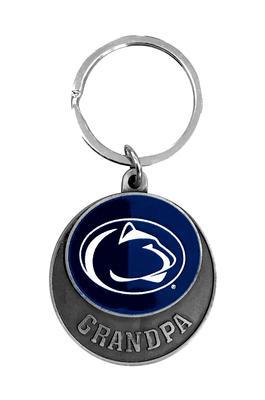 Neil Enterprises - Penn State Grandpa Circle Keychain