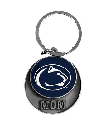 Neil Enterprises - Penn State Mom Circle Keychain
