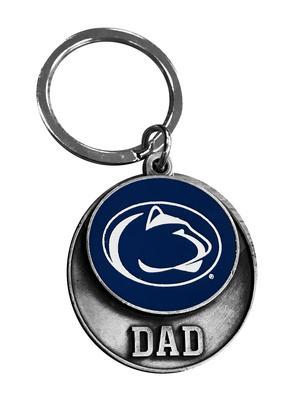 Neil Enterprises - Penn State Dad Circle Keychain