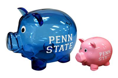 Neil Enterprises - Penn State Plastic Piggy Bank