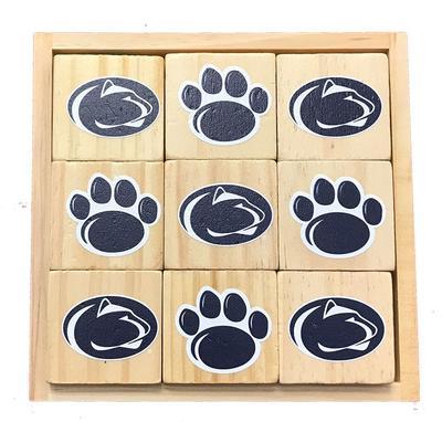 Neil Enterprises - Penn State Wood Block Set