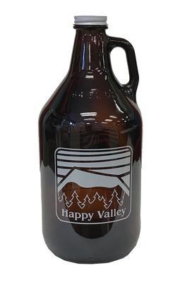 Neil Enterprises - Penn State 64oz Happy Valley Mountains Growler