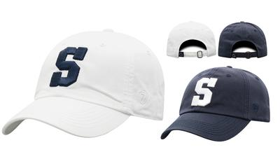 Top of The World - Penn State Block S Crew Hat