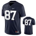 Penn State Nike Throwback Jersey NAVY