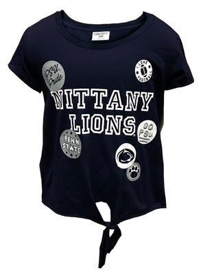 ZooZatz - Penn State Youth Adore Tie T-shirt