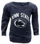 Penn State Infant 1950 Raw Edge Crew  NAVY