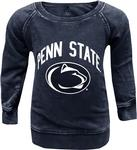 Penn State Toddler 1950 Raw Edge Crew