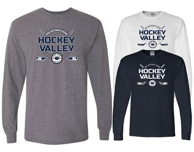The Family Clothesline - Penn State Hockey Valley Puck Long Sleeve