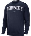 Penn State Nike Club Crew NAVY