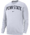 Penn State Nike Club Crew WHITE
