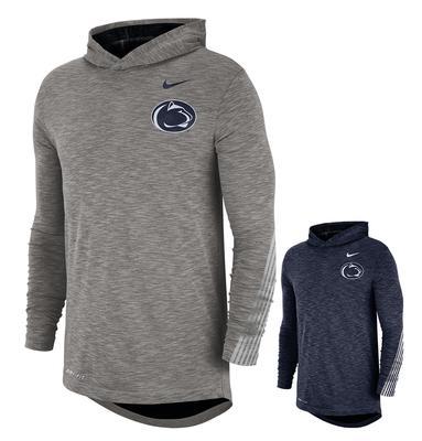 NIKE - Penn State Nike Sideline Long Sleeve Hood