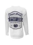 Penn State Women's Campbell Long Sleeve WHITE
