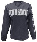 Penn State Women's Canyon Long Sleeve NAVY