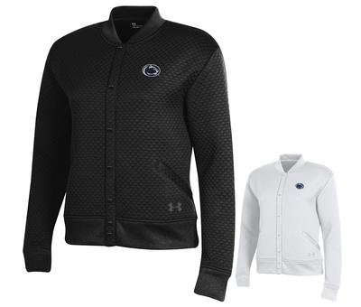 UNDER ARMOUR - Penn State Under Armour Women's Bomber Jacket