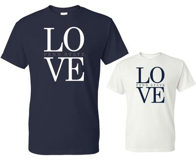 The Family Clothesline - Penn State Love T-shirt