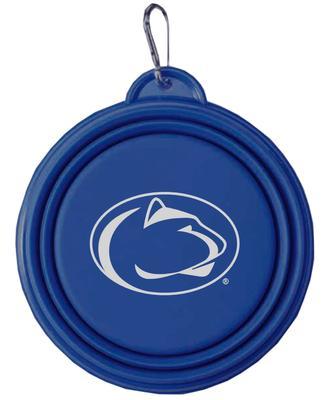 Neil Enterprises - Penn State Collapsible Dog Bowl