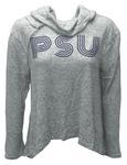 Penn State Women's Stadium Sweater GREY