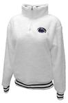 Penn State Women's Quarter-Zip Sherpa WHITE