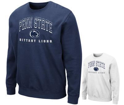 Colosseum - Penn State Comic Book Crew Sweatshirt