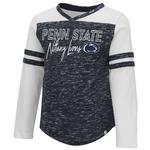 Penn State Toddler Pipsqueak Long Sleeve NAVYWHITE