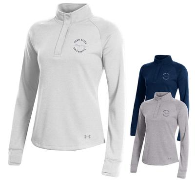 UNDER ARMOUR - Penn State Under Armour Women's Quarter Snap