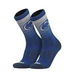 Penn State Fade Crew Sock NAVY