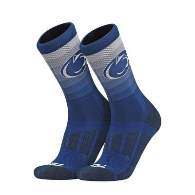 TCK - Penn State Fade Crew Sock